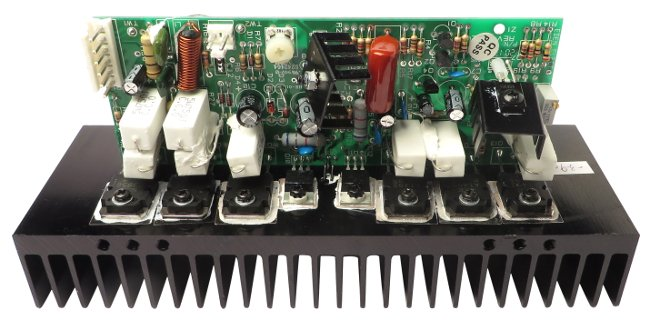 WT800 Left & Right Amp PCB Assembly