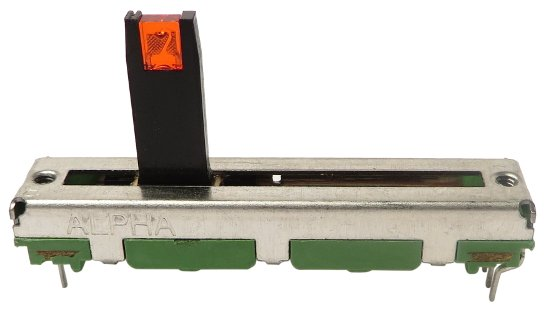 Hartke 300279 EQ Slide with LED Pot for HA3500 and HA7000 300279