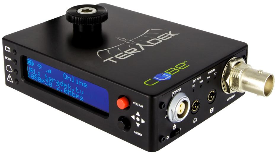 Single Channel HD-SDI Encoder