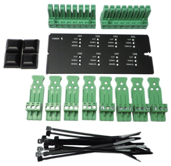 CX 8 Channel Accessory Ship Kit
