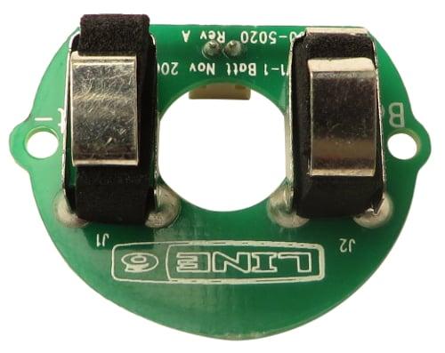 Transmitter Battery PCB Assembly