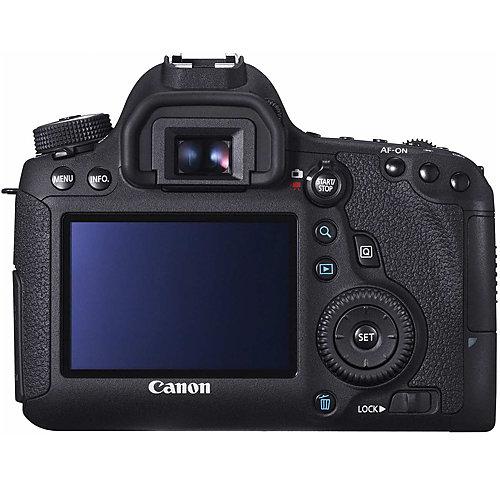 Canon EOS 6D EF 24-105MM IS STM Kit 20.2 MP Digital SLR Camera Kit with EF 24-105MM IS STM Lens EOS-6D-EF24-105KT