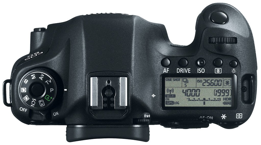20.2 MP Digital SLR Camera Kit with EF 24-105MM IS STM Lens