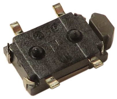 Power Push Switch for Evolution and G2 Series