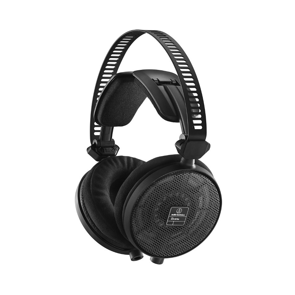 Open-Back Over-Ear Reference Headphones with Detachable Cable