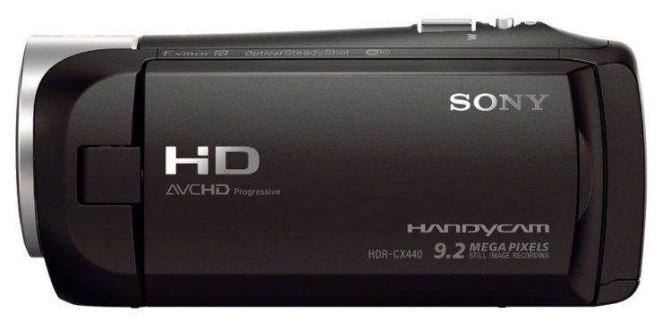 9.2 MP Full HD 60p Handycam Camcorder