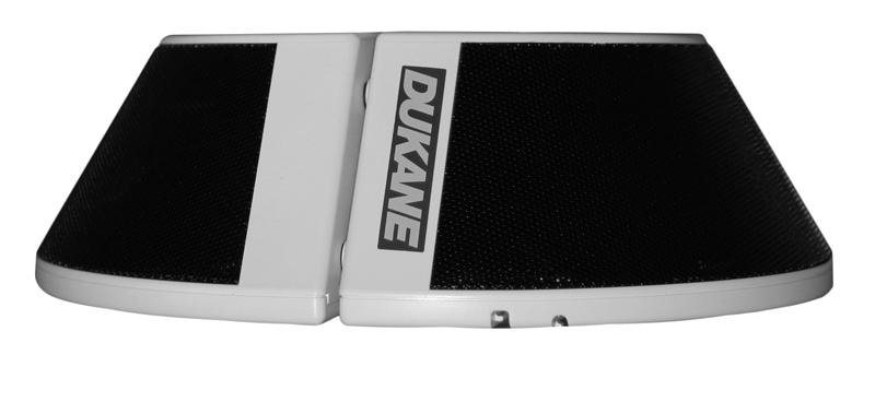 Dukane WMIC2B  iHear 2.4GHz Wireless System with Pole Mount Speaker/Receiver, Bodypack Transmitter and Lapel Microphone WMIC2B