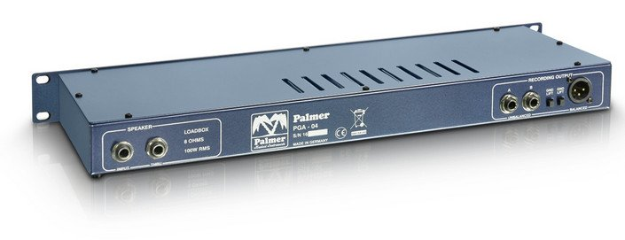 16Ohm Loadbox with Speaker Simulator