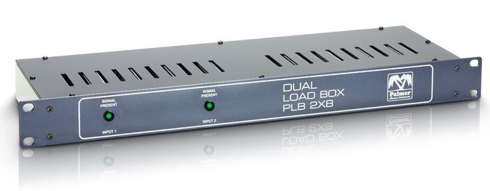 Dual 2x8 8Ohm Loadbox