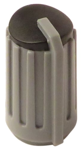 Dark Grey Aux Knob for 1604VLZ3