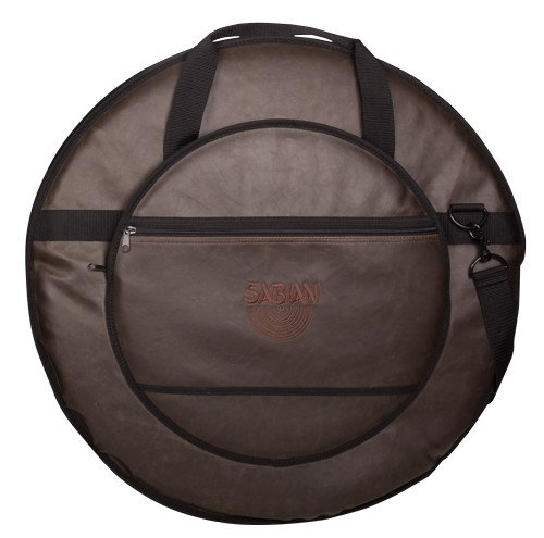 """Classic 24 Vintage Brown Cymbal Bag for Cymbals up to 24"""""""