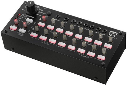 Analog Controller/Step Sequencer