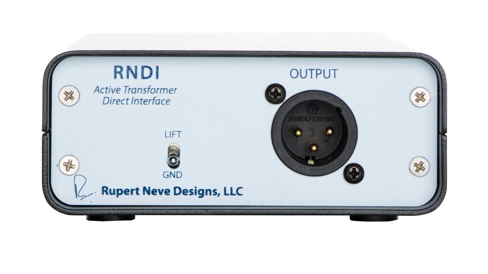 Active Transformer DI Box