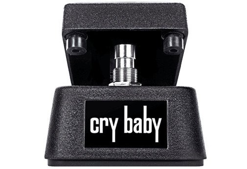 Dunlop Cbm95 Cry Baby Mini Wah Pedal Full Compass Systems