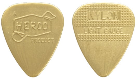Dunlop Manufacturing HEV210  Herco Vintage '66 Light Guitar Picks HEV210