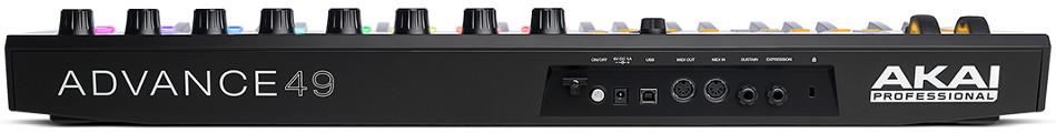 49 Note Keyboard Controller