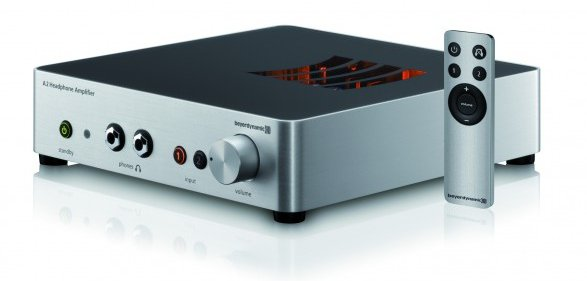 Audiophile Headphone Amplifier with (2) Headphone Outputs