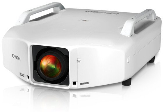 8300 Lumens WXGA 3LCD Projector without Lens