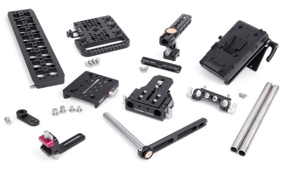 AJA CION Accessory Kit - Pro, V-Mount