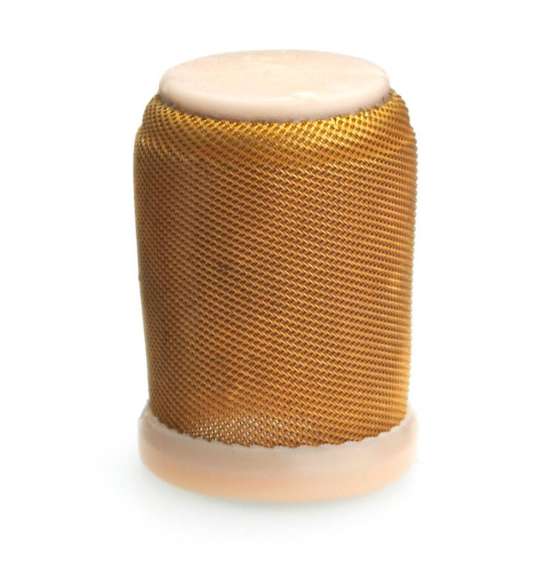 5-pack of Beige Pop Screens for d:fine Headset Microphones