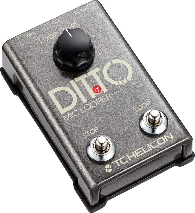 Vocal Looper Effects Pedal