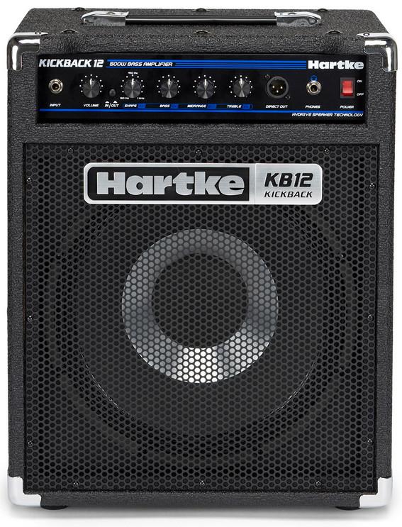 """500W 12"""" Bass Combo Amplifier"""