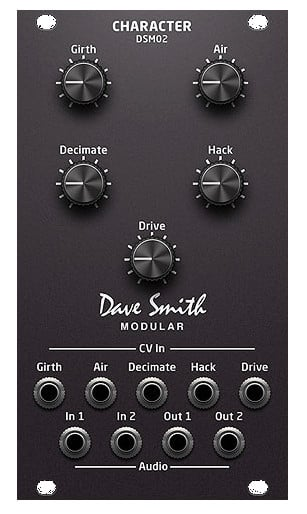 Dave Smith Instruments DSM02 Character Module DSM02