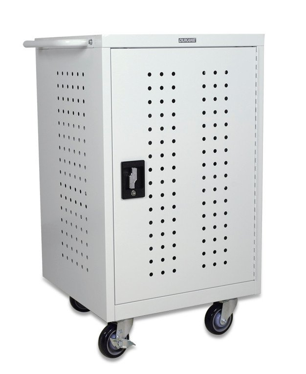 Dukane MCC10  30-Bay Tablet/Notebook Charge Cart MCC10