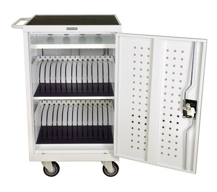 30-Bay Tablet/Notebook Charge Cart