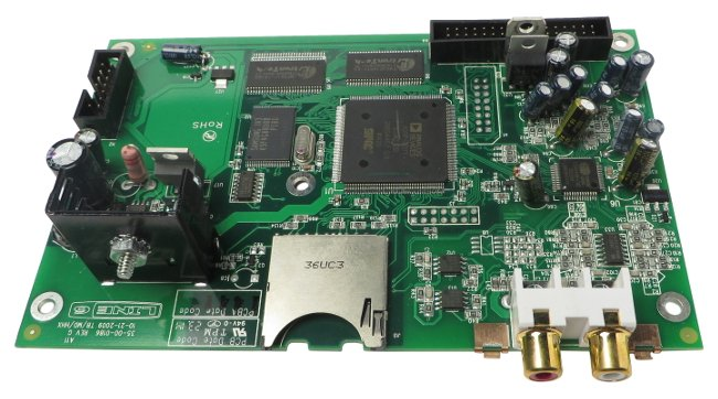 Main PCB for Spider Jam