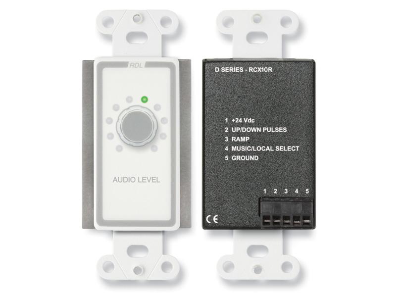 Remote Volume Control for RCX-5C