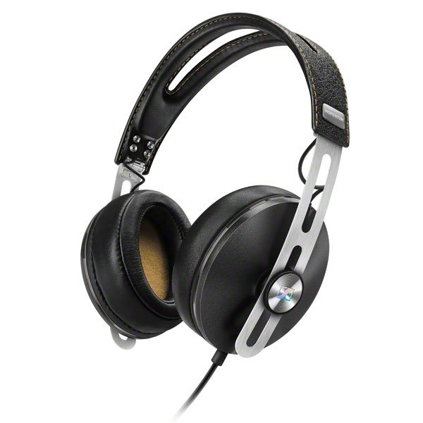 Over-Ear Stereo Headphones with Inline Remote for iOS Devices