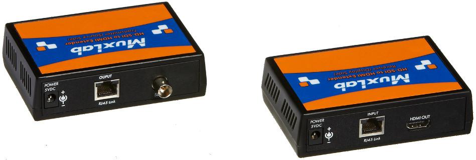 3G-SDI to HDMI Extender Kit