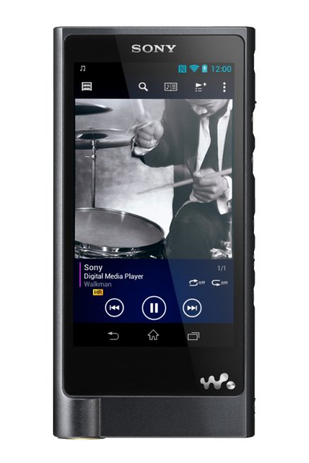 Walkman High-Resolution Digital Music Player with 128GB Onboard Storage