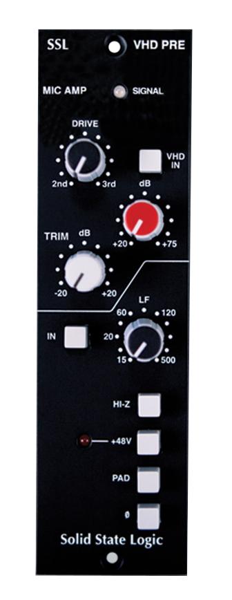 500 Series Format Microphone Preamplifier Module