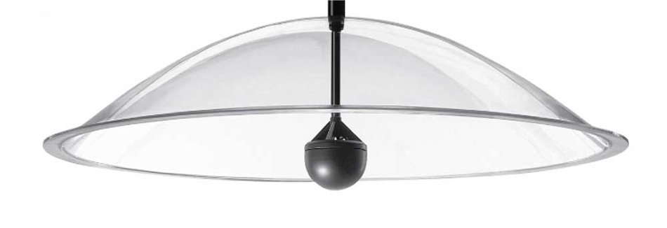"Secret Sound® 30"" Clear Dome Speaker"