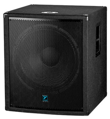 "YX Series 18"" 500W Powered Subwoofer"