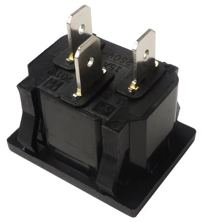 Power Jack for KB 4 and MAX 115