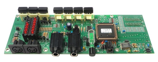 Main PCB Assembly for SL-880