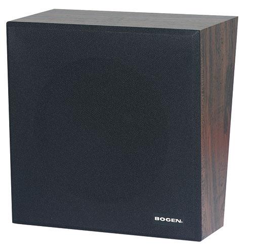 "8"" Angled Wall Speaker in White"