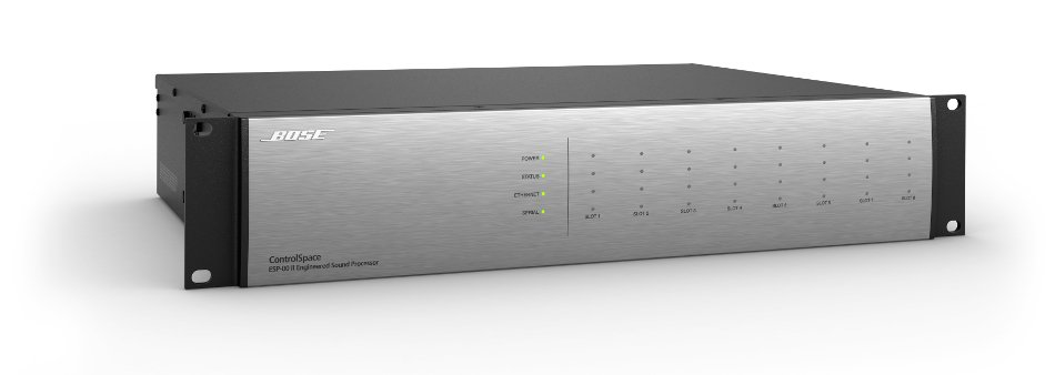 ControlSpace® Engineered Sound Processor