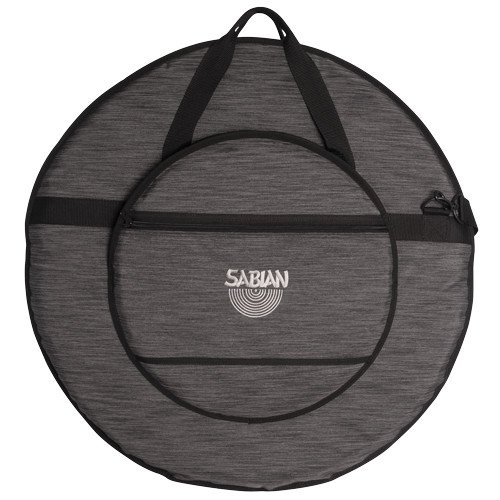 """Classic 24 Heathered Gray Cymbal Bag for Cymbals up to 24"""""""