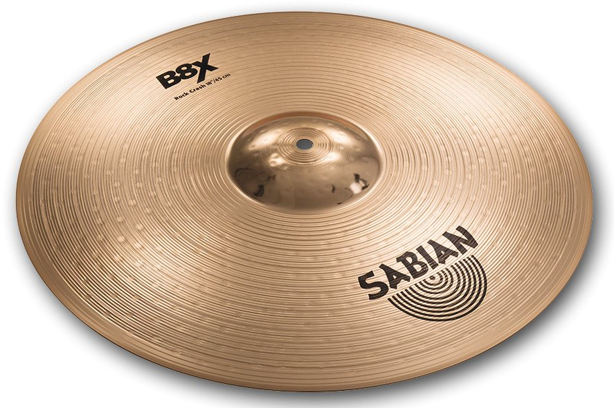 "18"" B8X Rock Crash Cymbal"
