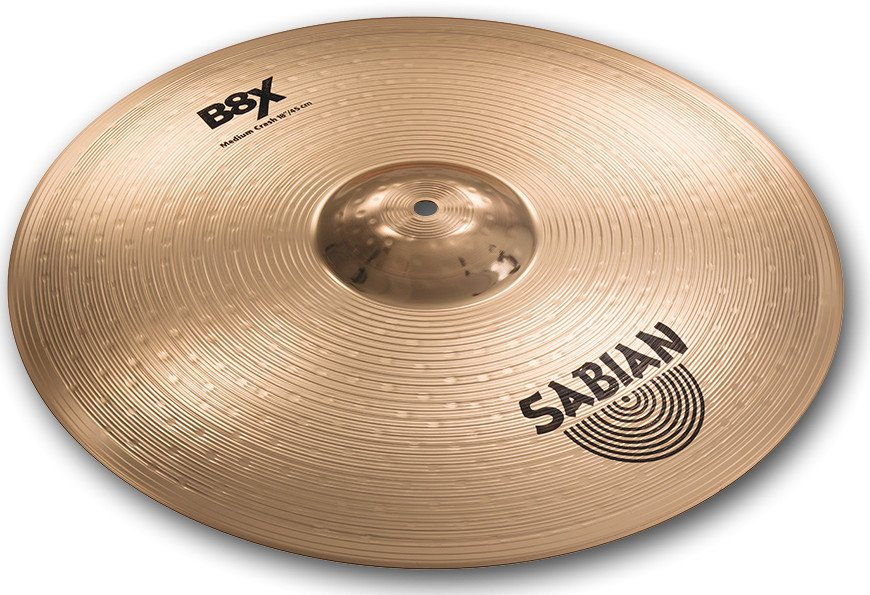 """18"""" B8X Medium Crash Cymbal"""