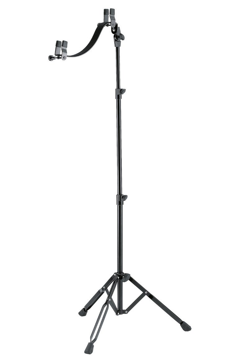 Performer Guitar Stand in Black