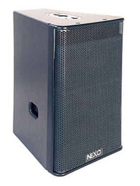 """12"""" 2-Way Arrayable Long-Fill Speaker Module"""