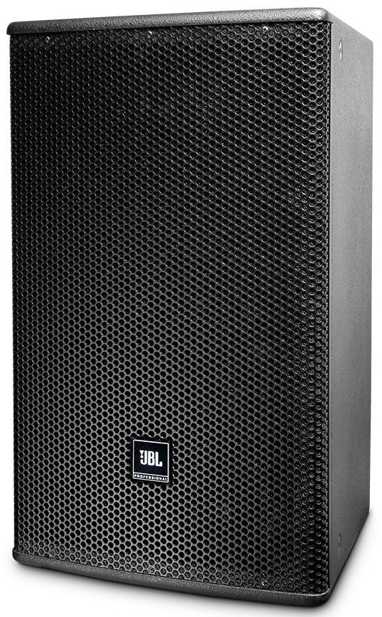 "12"" Two-Way Full-Range Loudspeaker in Black with 90°x90° Coverage"