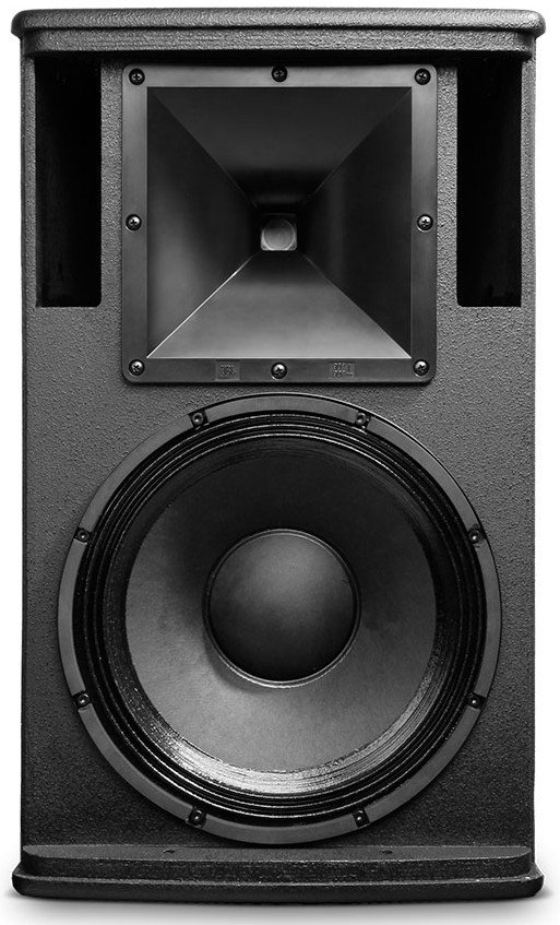 "12"" Two-Way Full-Range Loudspeaker in White with 90°x90° Coverage"