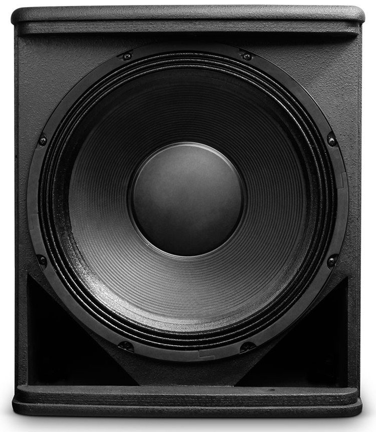 "15"" Subwoofer in Black with 3"" Voice Coil"
