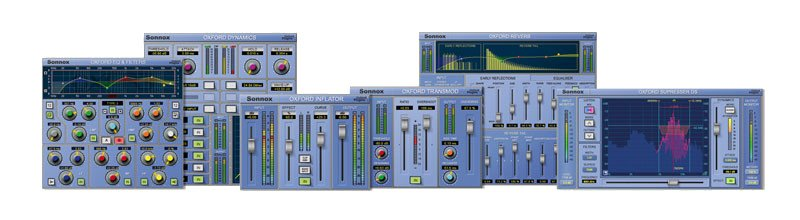 Sonnox LIVE-HD-HDX LIVE Bundle Avid Live HD-HDX Software Plugin Bundle |  Full Compass